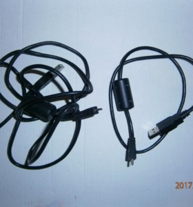 USB кабель для зарядки геимпадов и аксесуаров PS 3