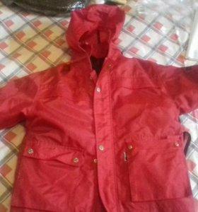 Куртка-двойка
