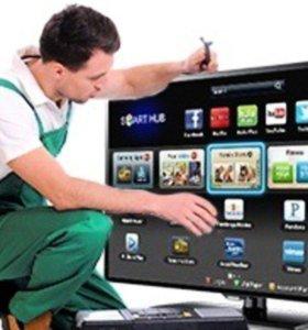 Телевидение, видеонаблюдение, интернет