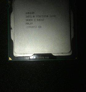Процессор intel Pentium g640 2.80 ГГц