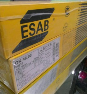 Электроды ESAB 4.0-5.0