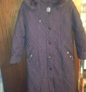 Пальто женское 48размер