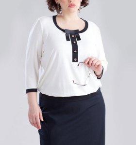 Новая блуза, 64 размер