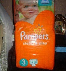 Pampers Sleep & Play 3