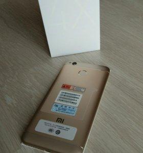 Xiaomi redmi 4x 3/32 НОВЫЕ