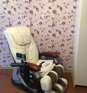 Массажное Кресло Restart Sl-A18 (натуральная кожа)