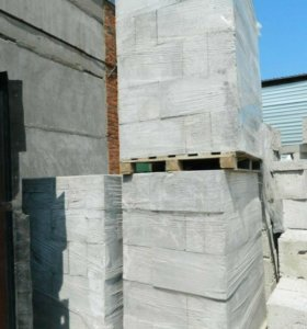Блоки строительные пенополистирол
