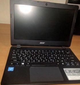 Продам игровой ноутбук Acer Aspire es1-511-30NN