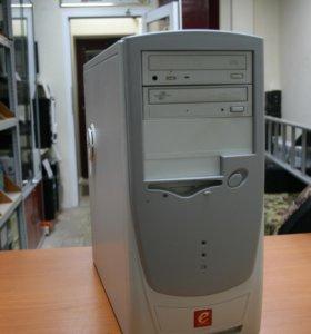 Системник Intel 2 ядра, отл сост.