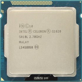 Продам процессор intel celeron g1620