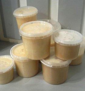 Мёд луговой, разнотравье. Кожевниковский район