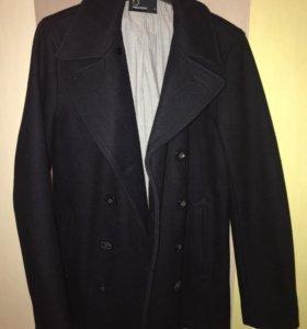 Пальто Fred Perry, размер S, темно-синее