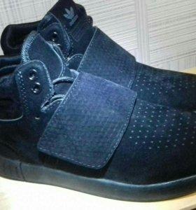 Новые кросовки зима