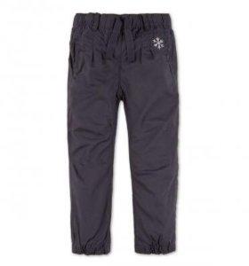 Утеплённые штаны в хорошем состоянии. 116