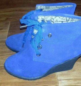 Новые ботинки весна осень