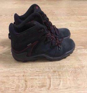 Мужские ботинки ессо