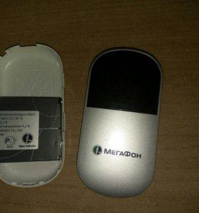 Роутер 3G MegaFon (Huawei E586)