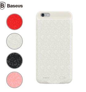 Чехол-аккумулятор Baseus iPhone 6/6s
