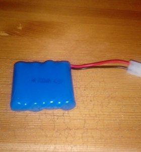 Батарея АА 700mAh 4.8V