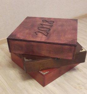 Коробка под подарок