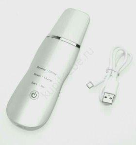 Аппарат для ультразвуковой чистки и омоложения кож
