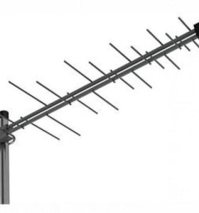 Антенна для приема цифрового эфирного телевидения