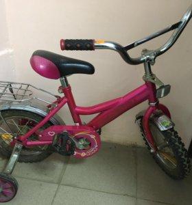 Велосипед крошка пони