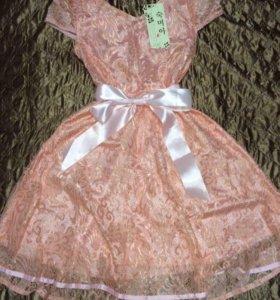 Платье новое праздничное 44 размер