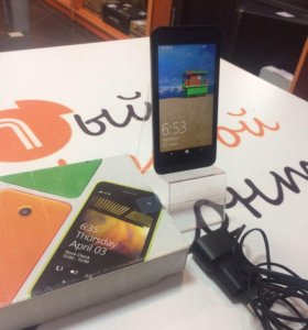 Смартфон Nokia Lumia 635