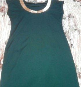 Платье классное, пару раз одевала 50-52р