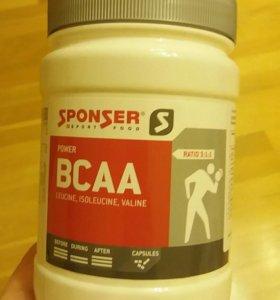 Sponser bcaa (бцаа) 350 капсул