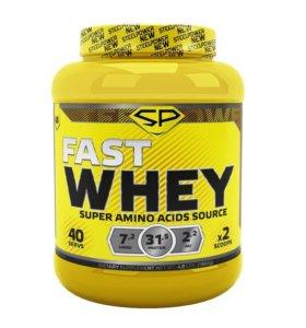 Сывороточный протеин 1800 гр