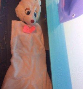 Детский костюм - зайчик