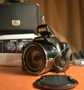 Цифровой фотоаппарат samsung WB1100F