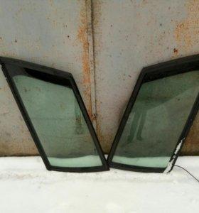 Задние боковые стекло на Фолксваген пассат  б 4