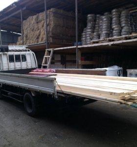 3х тонник. Бортовой грузовик