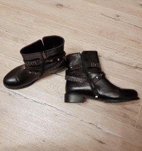 Ботильоны, ботинки, полусапожки женские