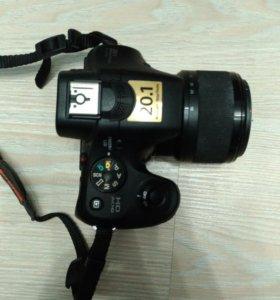 Фотоаппарат Sony зеркальный