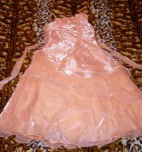Платье от6до8лет