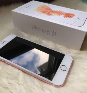 Продам айфон 6s 16гб