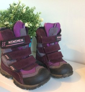 Зимние ботинки Минимен (26 размер )