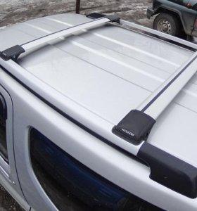 Багажник Фикопро, бесшумный