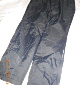 брюки мужские теплые из плащевки