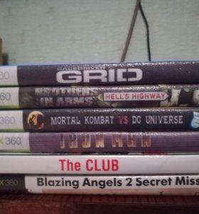 Игры для Xbox 360 за вкусняшку😊