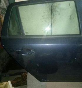 Двери задние Opel Astra H