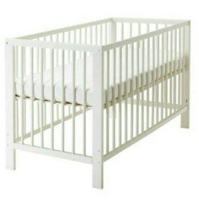 Детская кровать Гулливер Икея