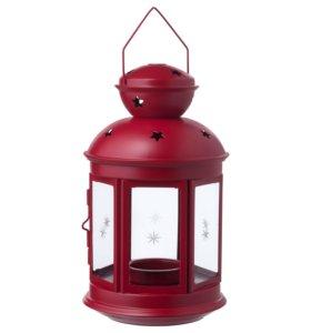 Новый фонарь для свечей
