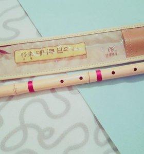 Бомбуковая флейта