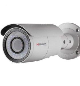 HiWatch DS-T206 видеонаблюдение