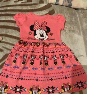 Платье 86 новое